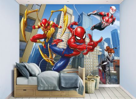 "Photo wallpaper Spider-Man ""City trip"""